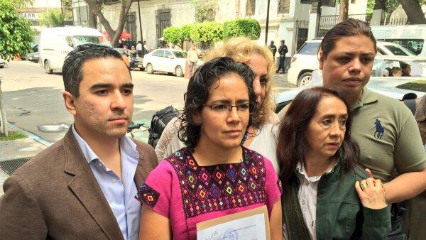 Lol Kin junto con el PRD, criticaron la campaña de odio en contra de los derechos humanos de la comunidad LGBTTI e hicieron un llamado a otras fuerzas políticas para detener los mensajes de odio y descrédito.