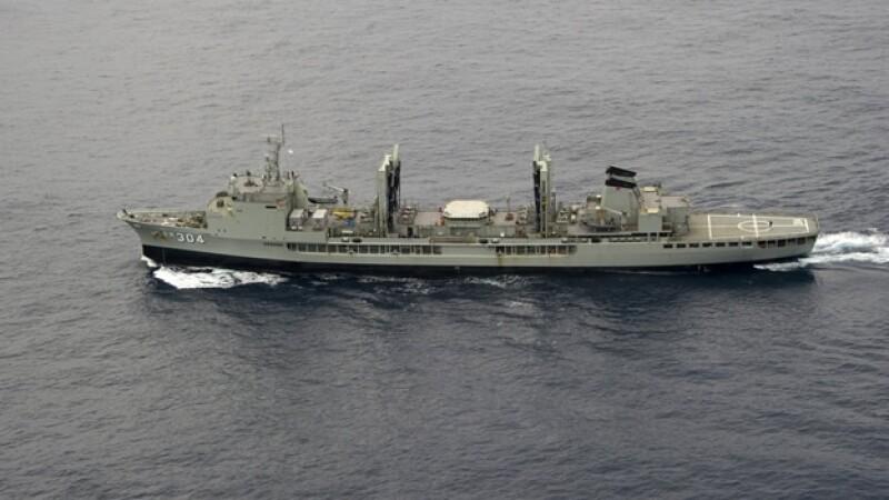 Buque Naval Australiano