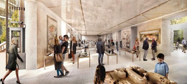 Museo del Prado - Norman Foster 3