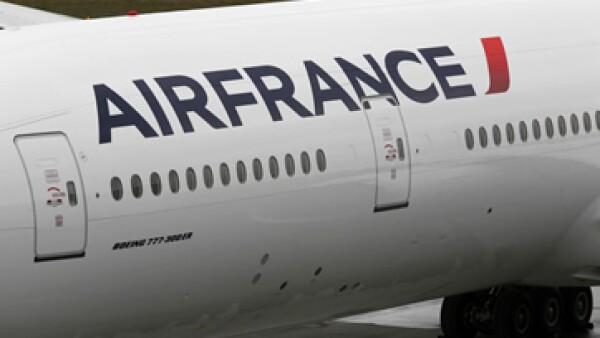 Air France estima que la huelga genera pérdidas de entre 15 y 20 millones de euros diarios. (Foto: Thinkstock)