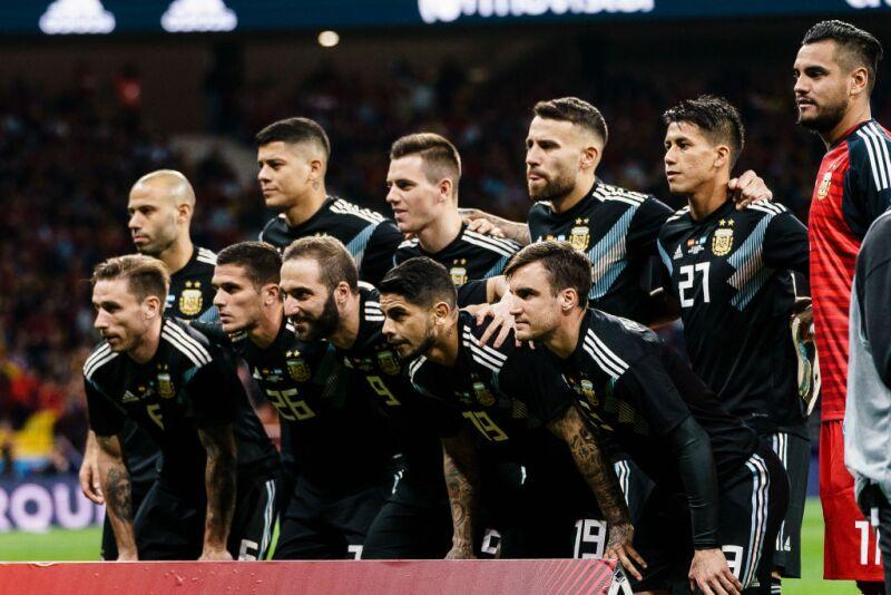 Argentina Rusia 2018