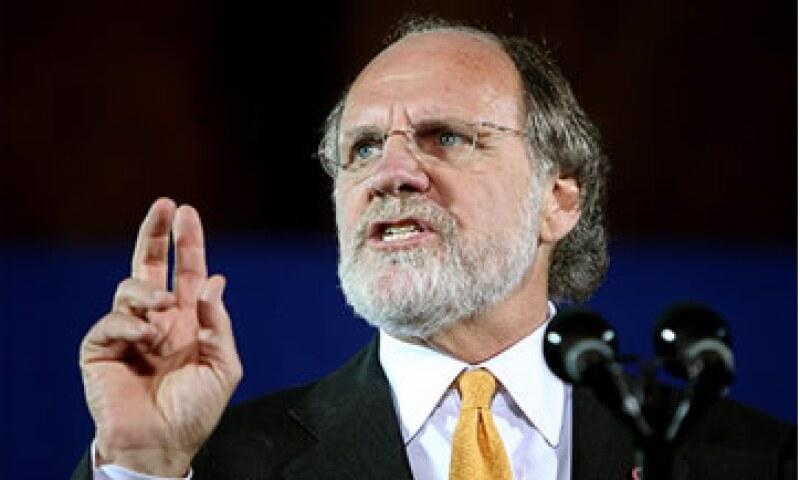 Las apuestas en la deuda de los países de la eurozona reventaron a la firma liderada por el ex gobernador Jon Corzine. (Foto: Cortesía CNNMoney)