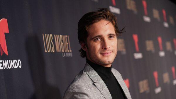 Screening Of Telemundo's 'Luis Miguel La Serie' - Arrivals
