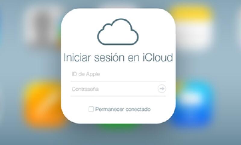 iCloud fue lanzado el 6 de junio de 2011. (Foto: Tomada de icloud.com)
