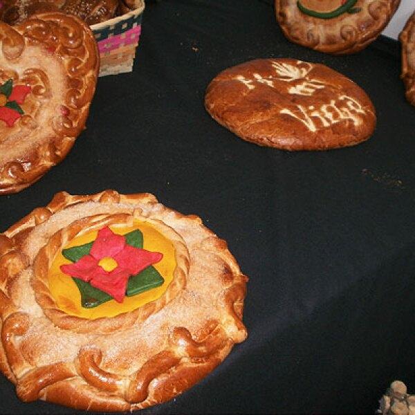 En nuestro país existen alrededor de 1200 variedades de pan dulce y 400 de pan salado.