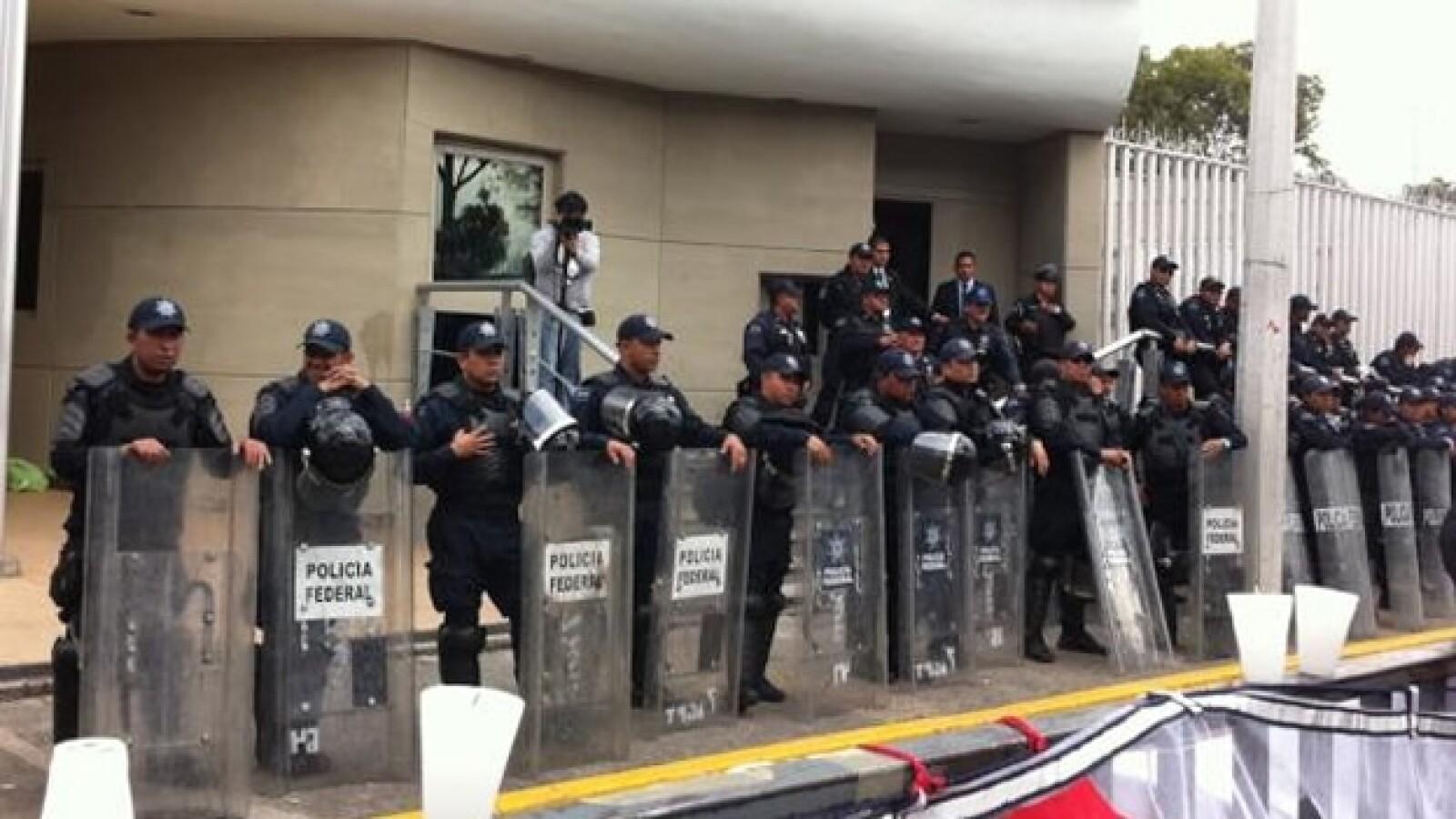 policias tribunal electoral