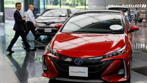 Toyota ganÛ 5.077 millones de euros en abril-junio, un 7,2 % m·s