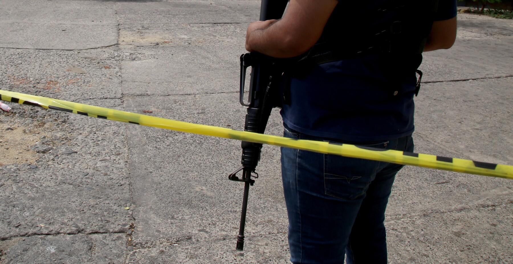 Asesinato Guerrero