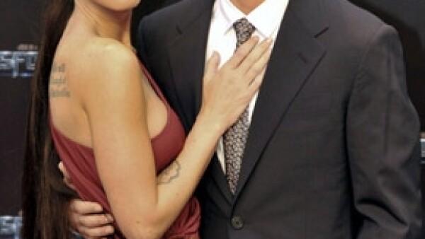 El actor de Transformers dejó entrever que sostuvo un fugaz romance con la ahora esposa de Brian Austin Green.