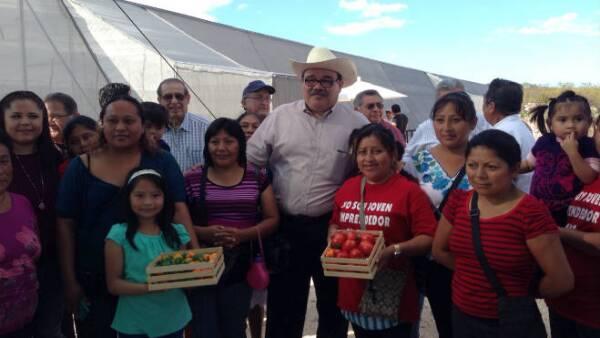 Sedatu rescata espacios públicos en Yucatán