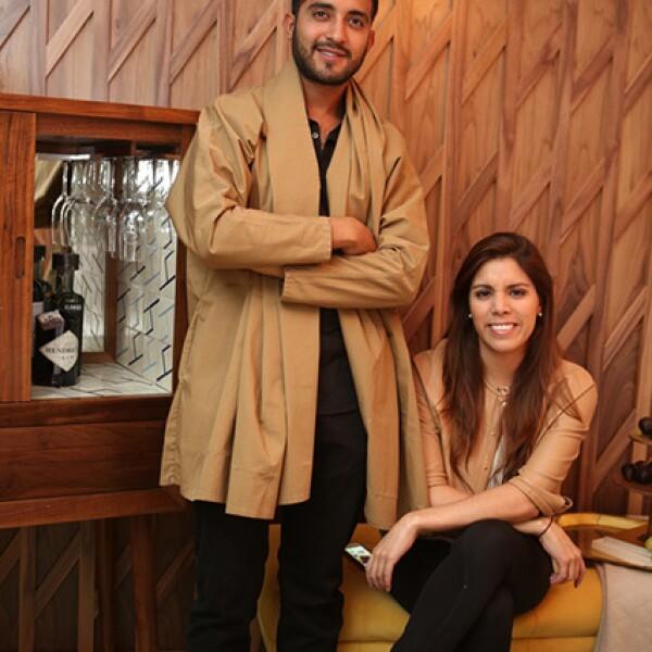 Gerardo Zaldivar y María Valdespino