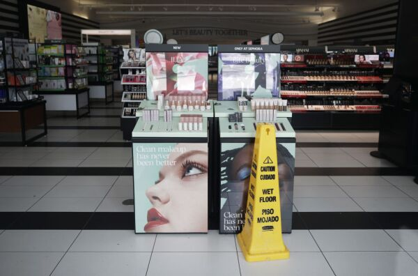 Sephora To Close All Stores Nationwide In Response To Coronavirus Pandemic
