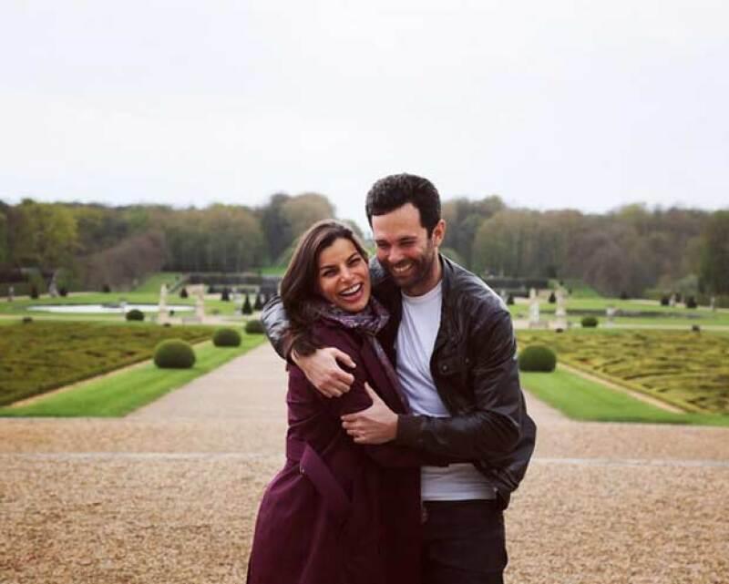 La pareja vive actualmente en París aunque regresará a América.