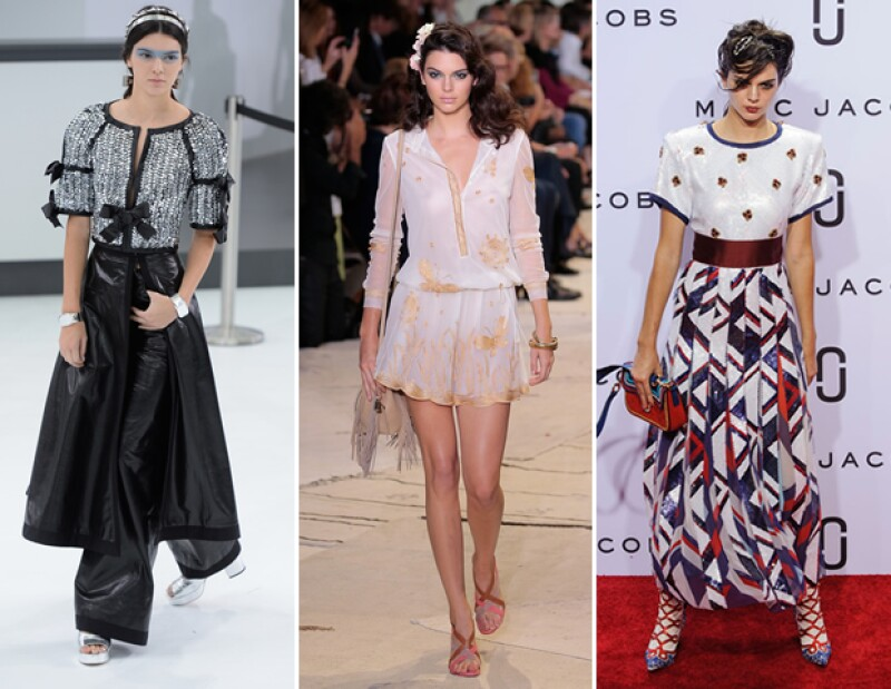 Participó en las pasarelas SS16 modelando para Chanel, Marc Jacobs y DVF, por mencionar algunas.