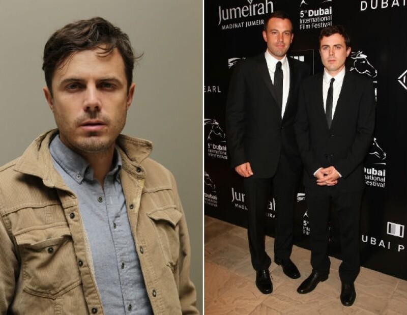 Casey y Ben han trabajado juntos como actor y director.