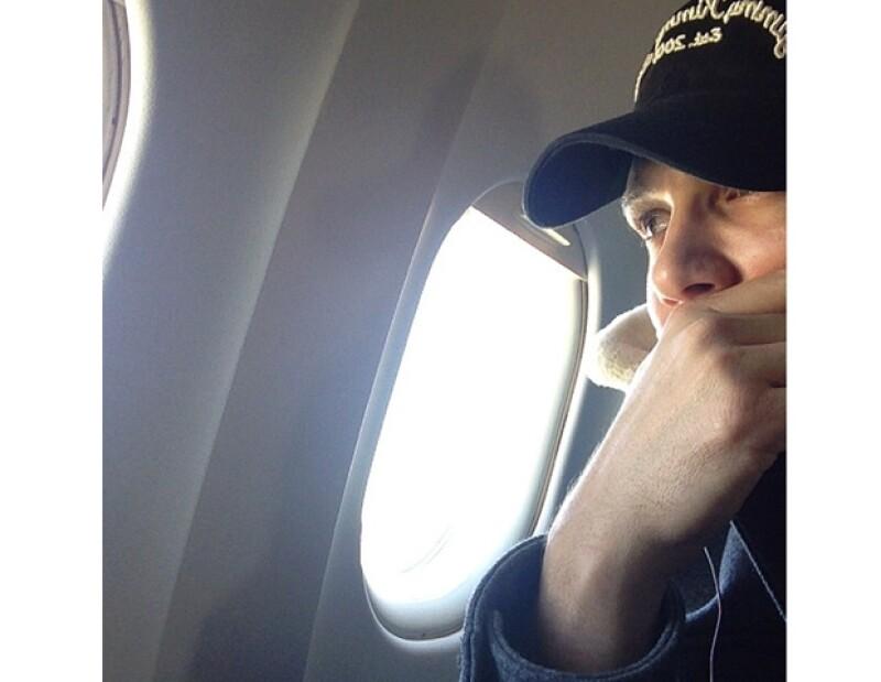James Franco se encontraba en LAX a la hora del tiroteo.