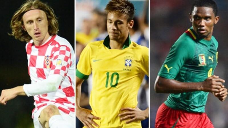 modric neymar etoo futbol mundial