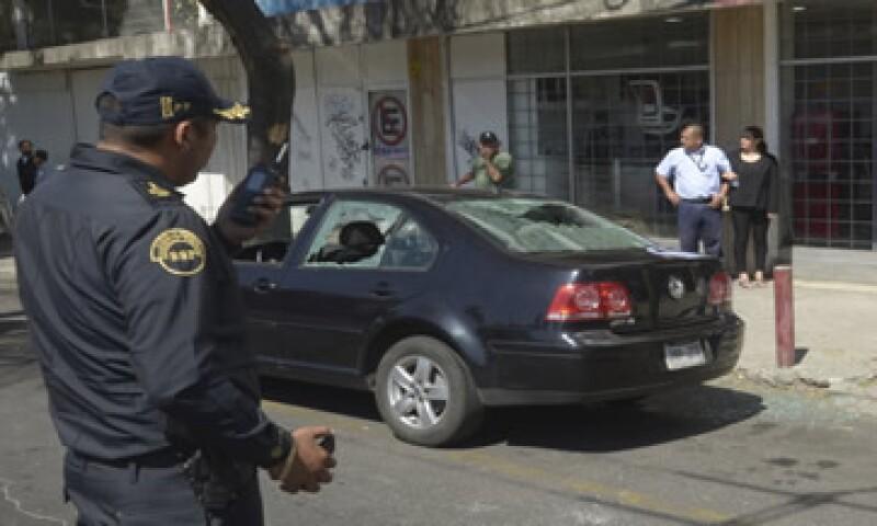 El Jetta de Volkswagen registra 2,872 casos de robo en 2014.  (Foto: Cuartoscuro )