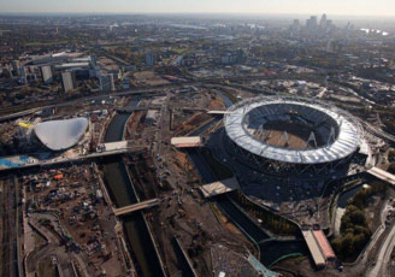 El Reino Unido presentó en México un documental que narra la construcción del Parque Olímpico. (Foto: Cortesía ODA)