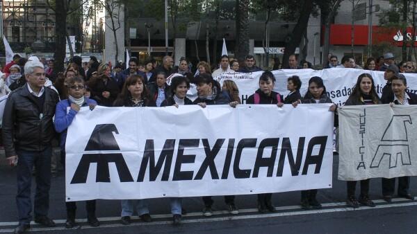 ASPA Gastón Azcárraga Mexicana de Aviación