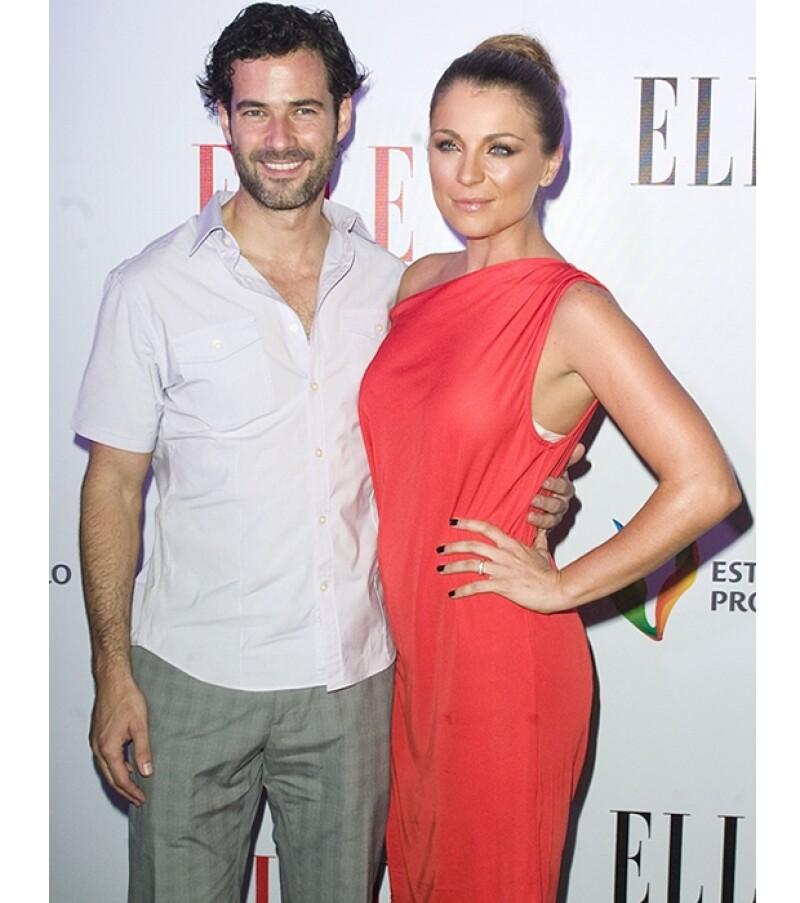 Ludwika y Emiliano comenzaron su relación en 2010.