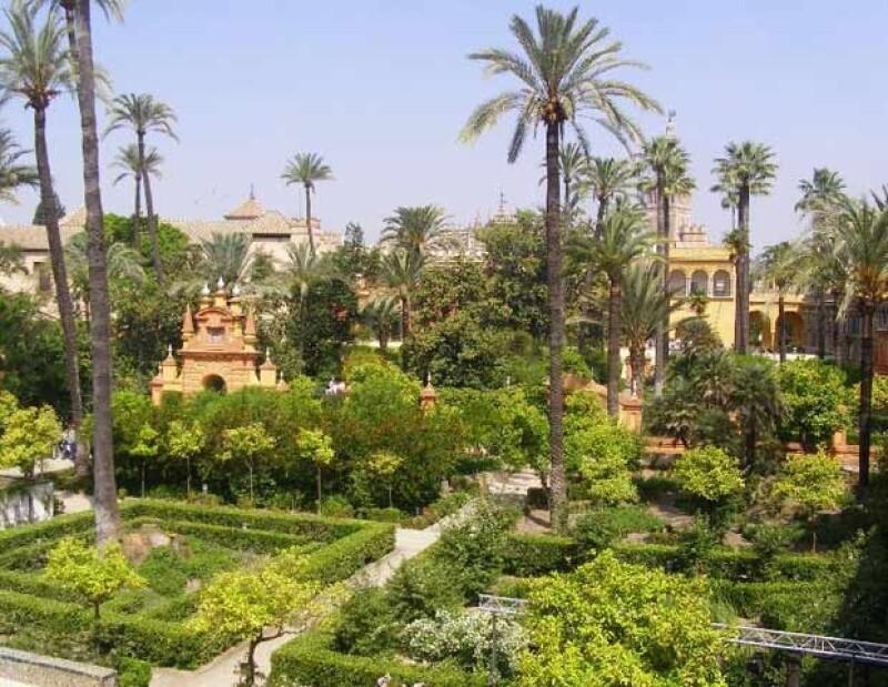 Jardín Real de Alcázar
