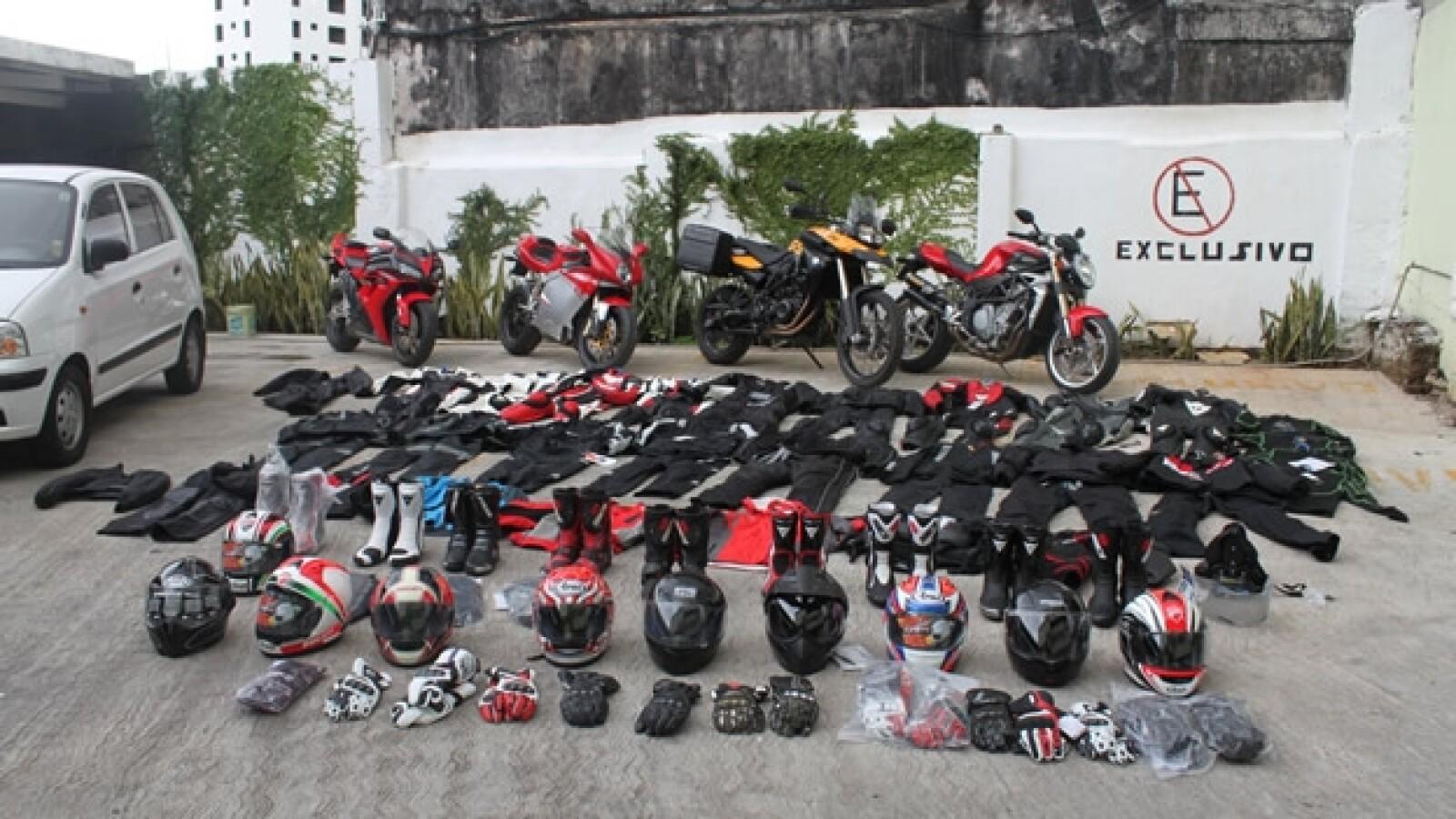 motocicletas extesorero Tabasco 3