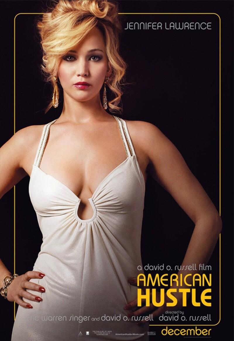 American Hustle, posible ganadora del Oscar como Mejor Película.