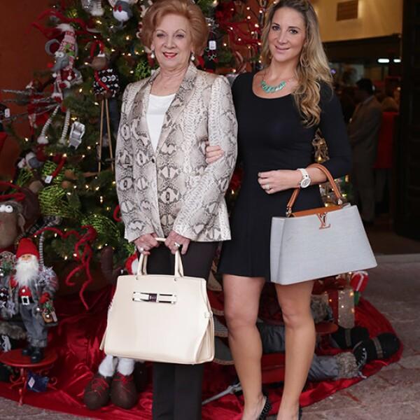 Mary y Fernanda Riestra