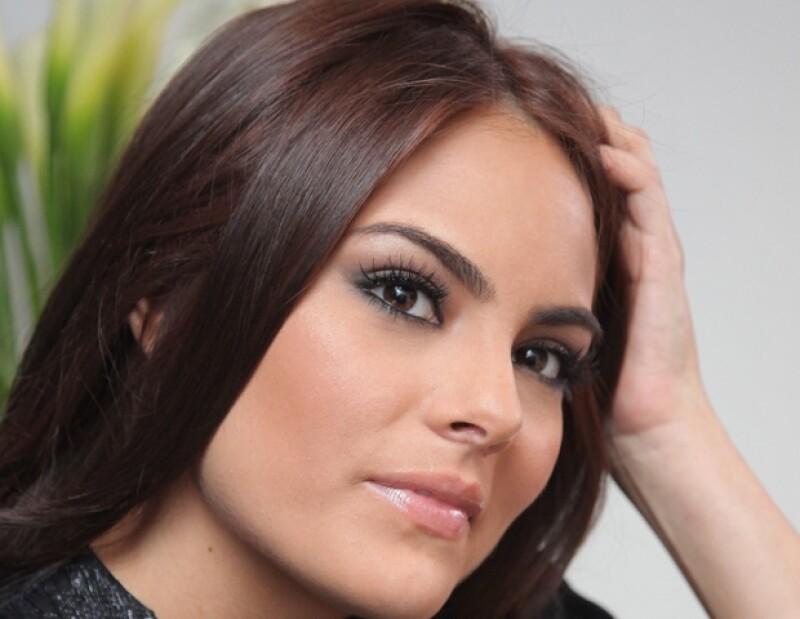 Ximena Navarrete será la conductora de un programa llamado Made in Mexico para el canal Glitz.