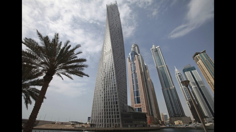 Cayan Tower / Infinity Tower