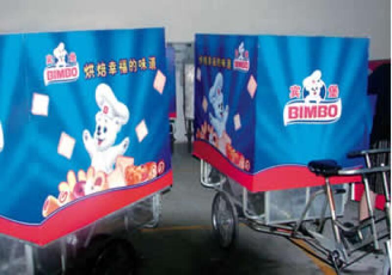 Bim-Bao ofrece sus productos desde Pekín hasta la frontera con Rusia. (Foto: Especial)