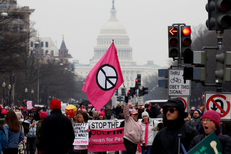 Marcha de las mujeres 2019