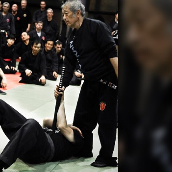 ultimo ninja artes marciales