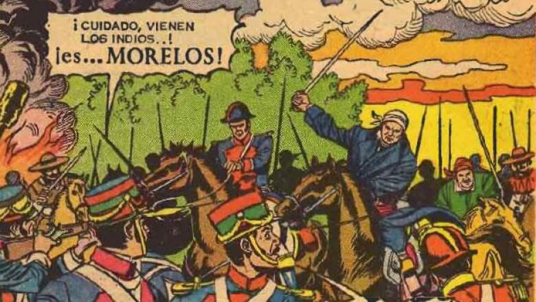 comic histórico