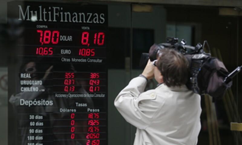 Las restricciones a las operaciones con moneda extranjera comenzaron en 2011. (Foto: Reuters)