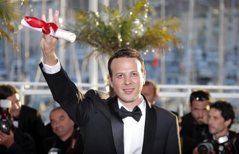 """Amat Escalante ganó como Mejor Director, además la cinta """"La Jaula de oro"""" logró premio por Mejor Interpretación en la sección Una Cierta Mirada."""