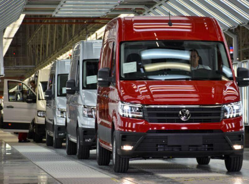 autos de Vokswagen