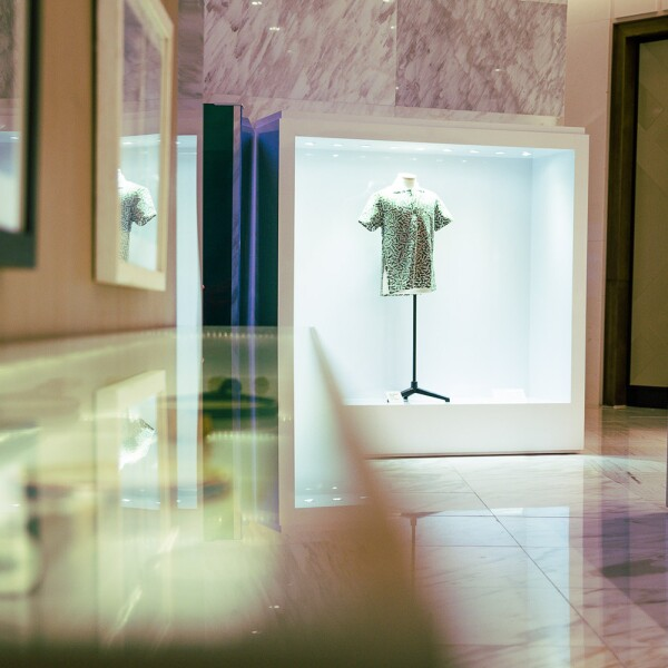 Lacoste Exhibición