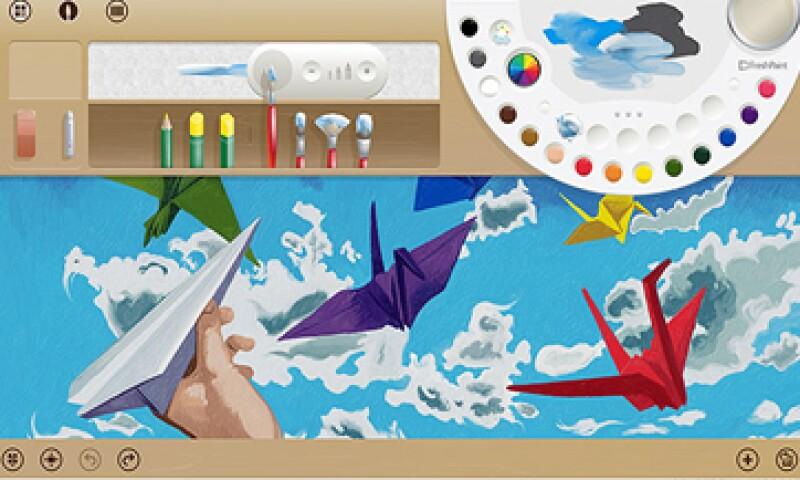 Los orígenes de Fresh Paint se encuentran en Microsoft Research. (Foto: Tomada de CNNMoney.com)