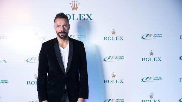 Alfombra Roja Rolex