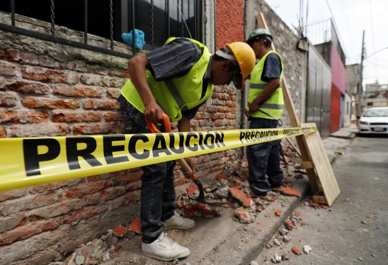 Reconstrucción Iztacalco