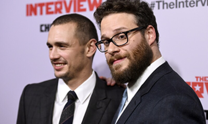 Sony estrenó la película The Interview a través de plataformas digitales. (Foto: Getty Images )