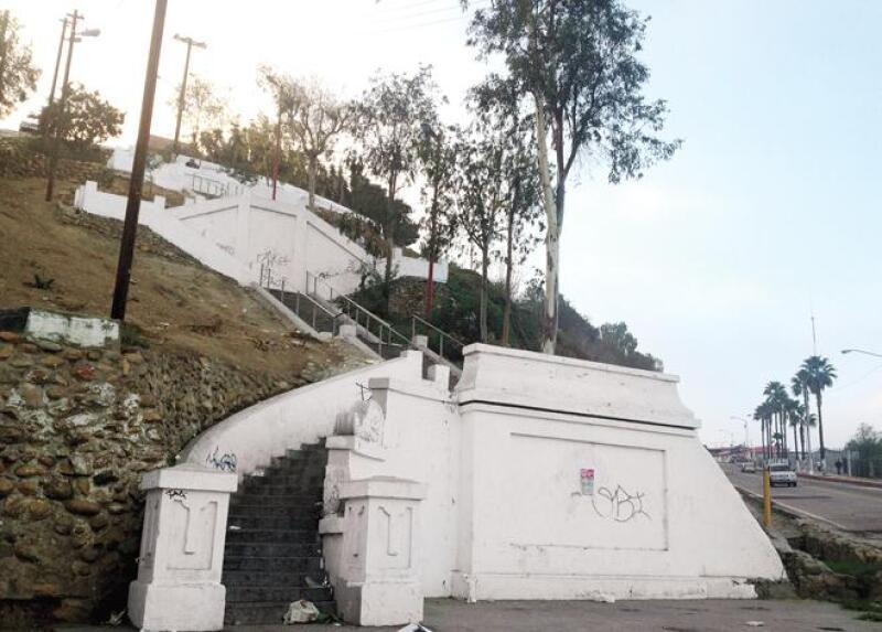 Escaleras tijuana