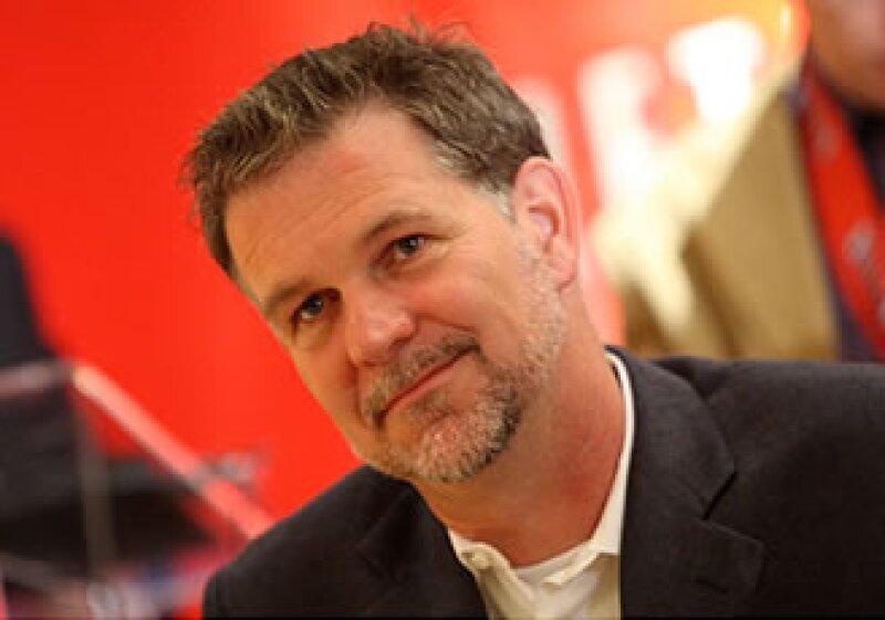 Reed Hastings dijo que la compañía es selectiva y cuesta 8 dólares al mes. (Foto: CNNMoney)