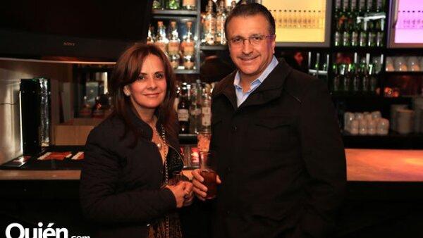 Luisa y Germán Notni
