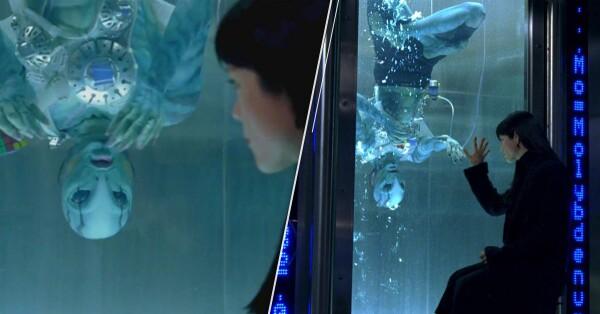 Imágenes mostradas por Guillermo del Toro en 2001, 2004, 2007 y 2008