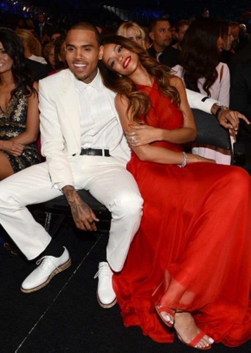Así fueron vistos el pasado fin de semana durante la entrega de premios Grammy número 55.