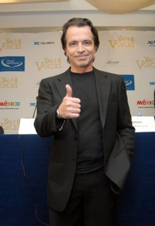 Con más de cuatro años de ausencia, el músico griego regresa a México para presentar un nuevo concierto los días 13, 14, 15 y 16 de noviembre, en el Forum Mundo Imperial, de Acapulco, Guerrero.