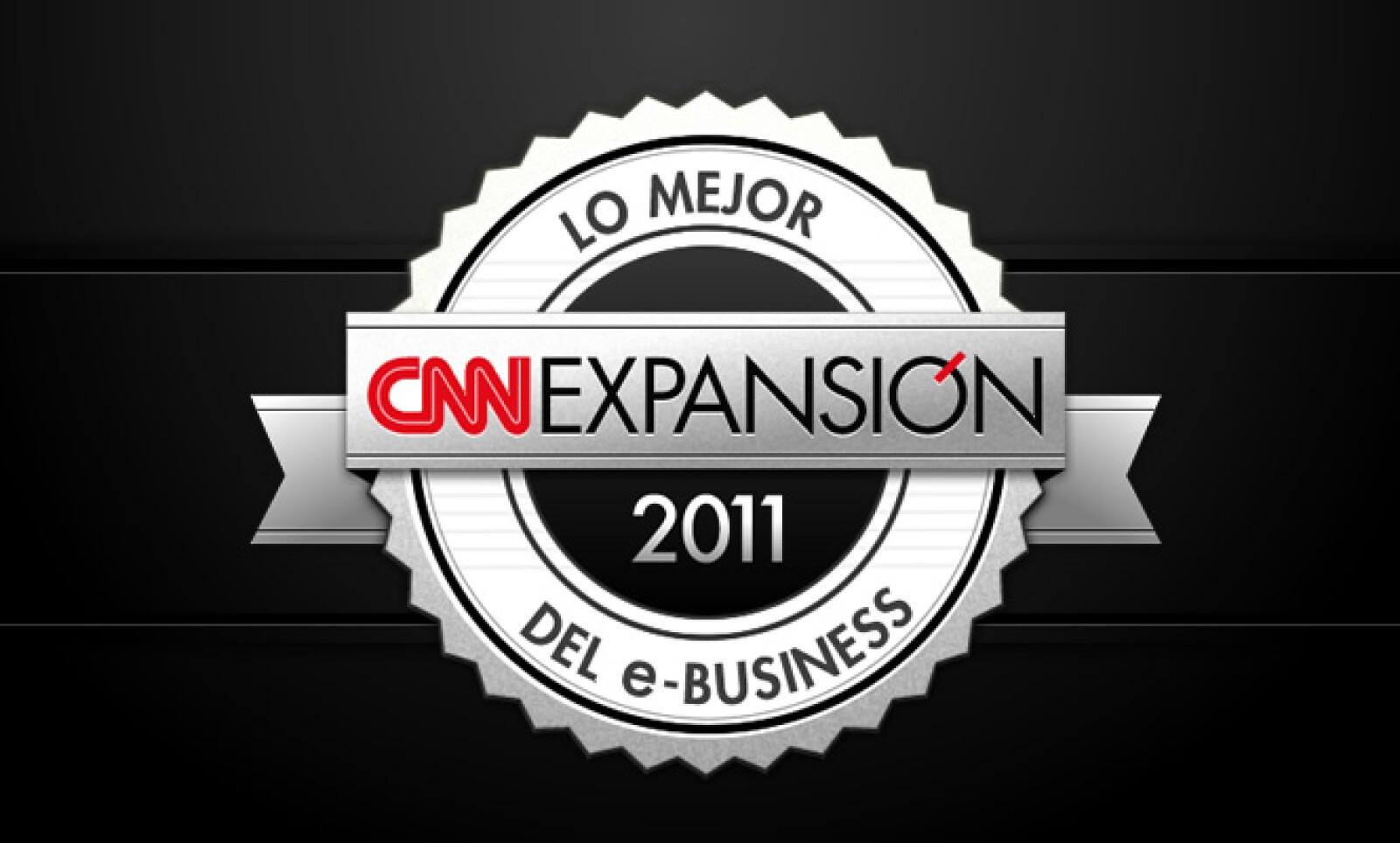 CNNExpansión reconoce a lo mejor de los negocios web en 11 categorías. De las 11 ternas finalistas a continuación, saldrán los ganadores el 9 de noviembre de 2011. Sólo una categoría se declaró desierta: Información a inversionistas.